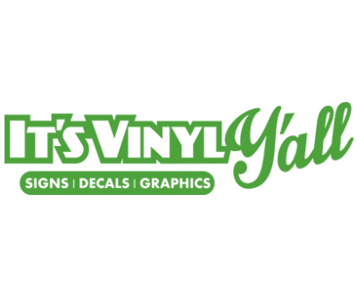 Its Vinyl Yall Horizontal Logo