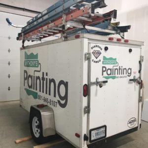 Full Color Die Cut Trailer Wrap Mississippi